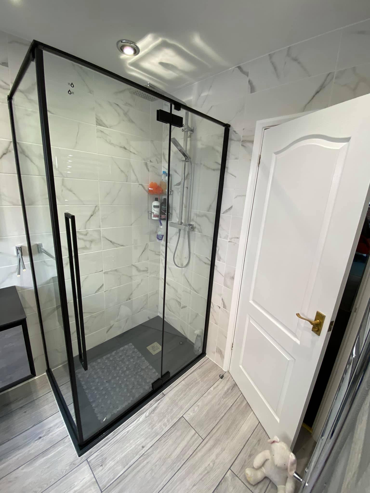 Modern Bathroom Refit